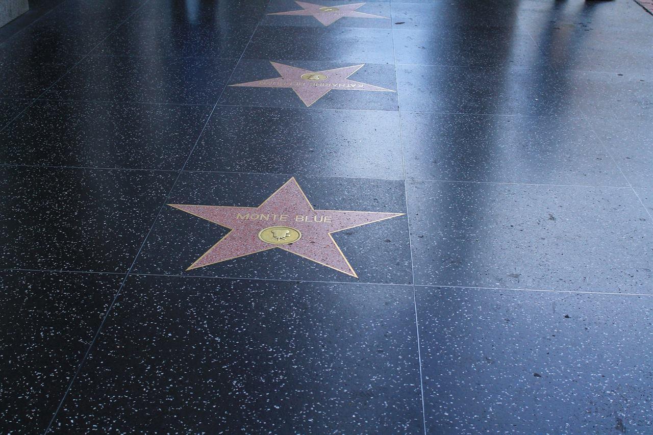 Аллея звёзд