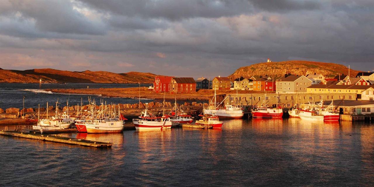 Вардё – самый северный город Норвегии