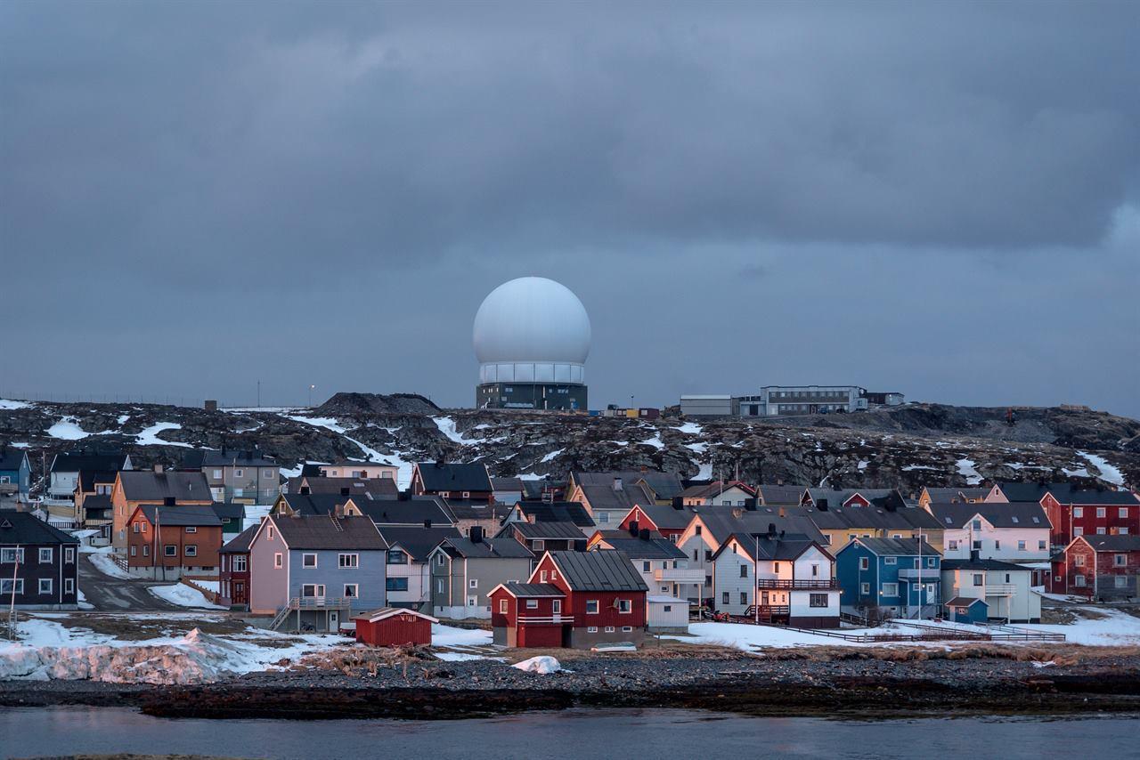 Станция на Вардё Норвегия