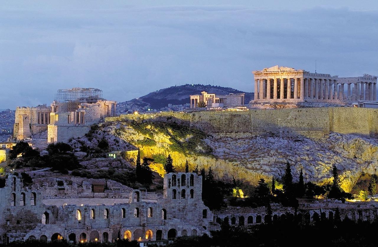 Прекрасная Греция, или Эллада - одна из древнейших стран мировой культуры