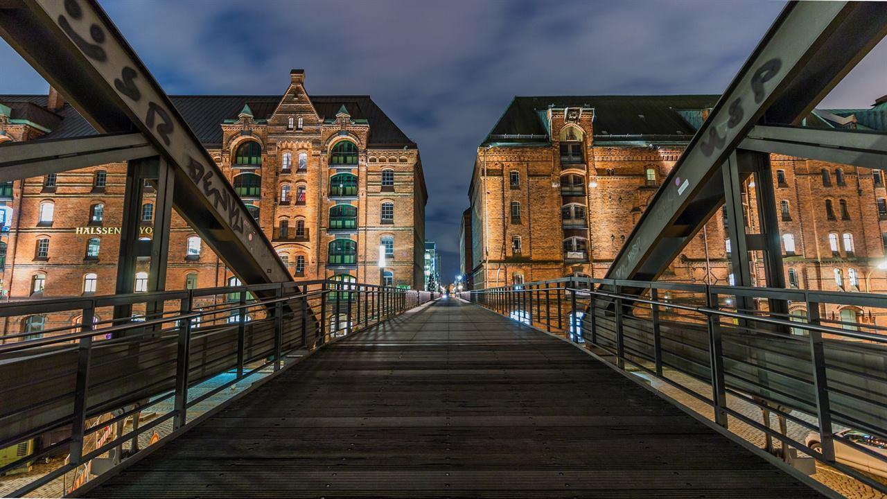 7 мест, которые надо посетить в Гамбурге