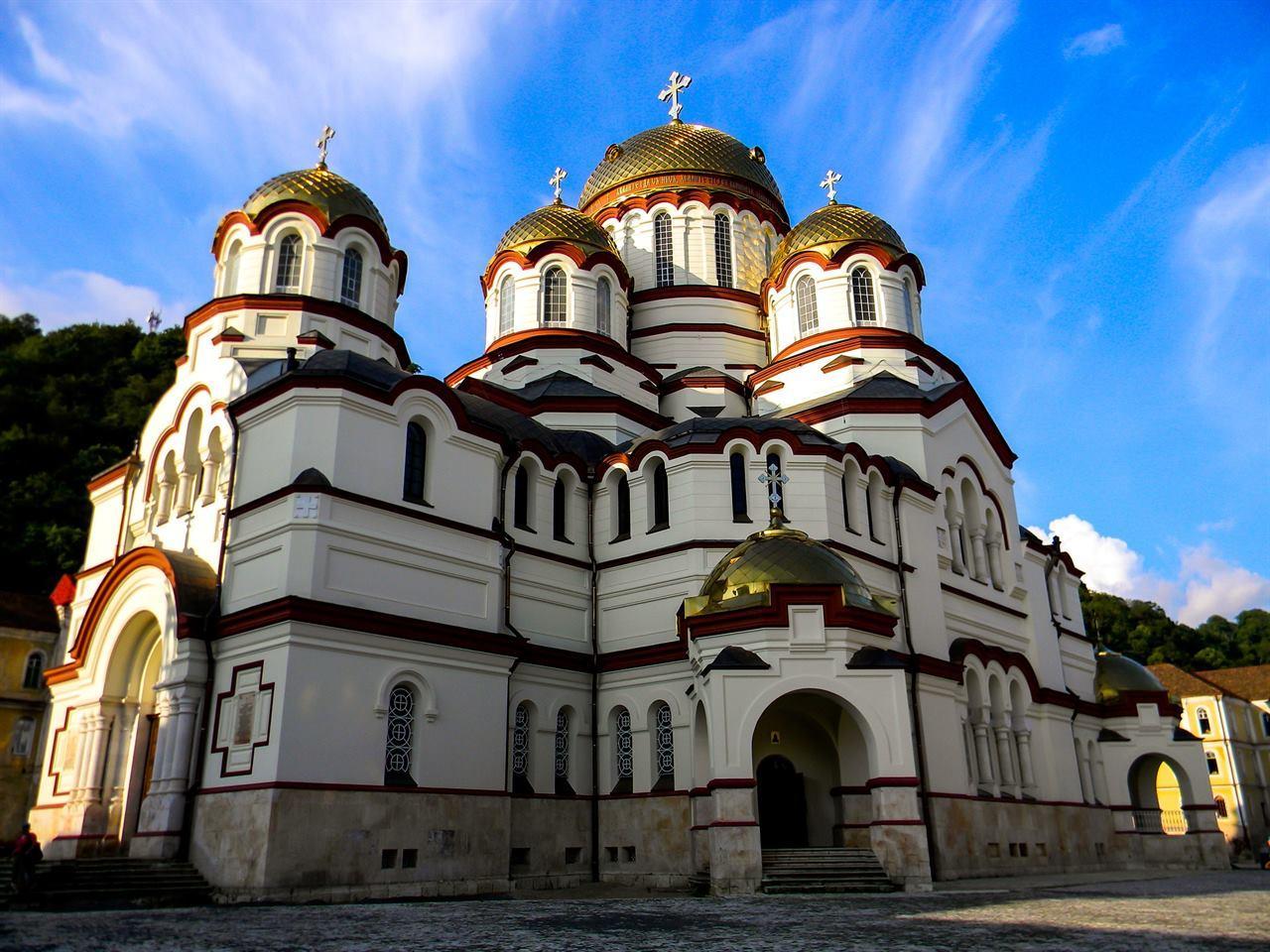 Ново-Афноский Симоно-Кананитский монастырь