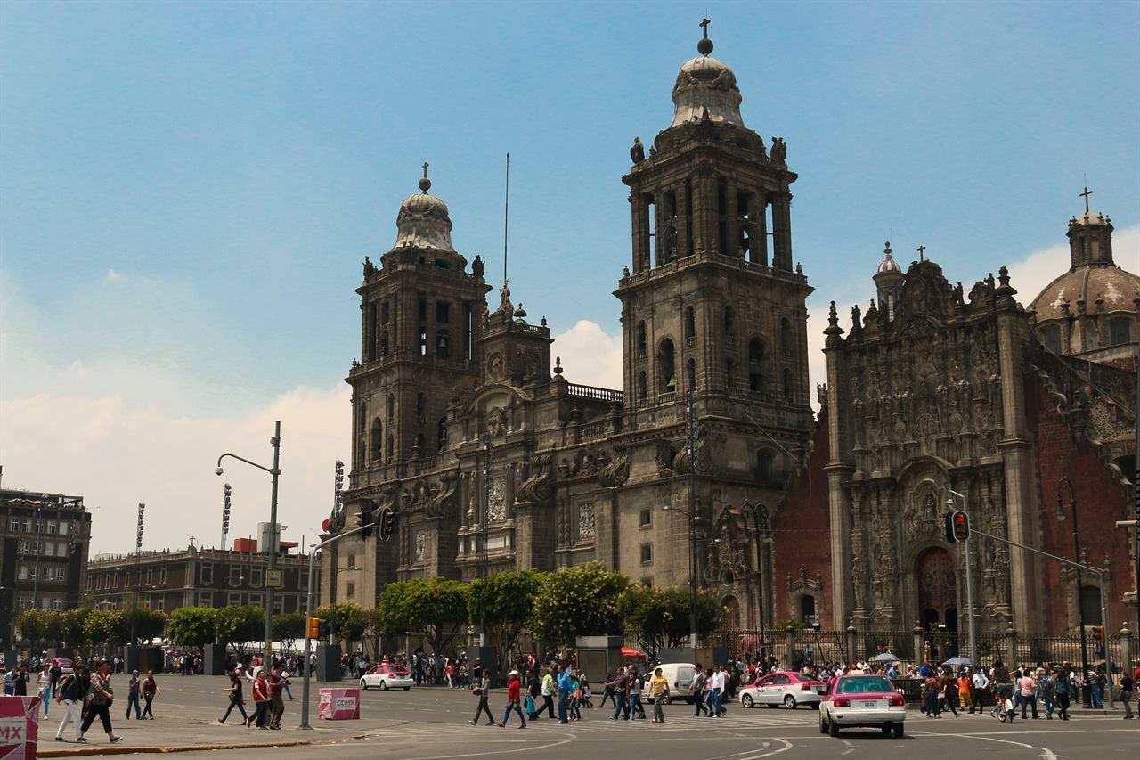 Собор Мехико
