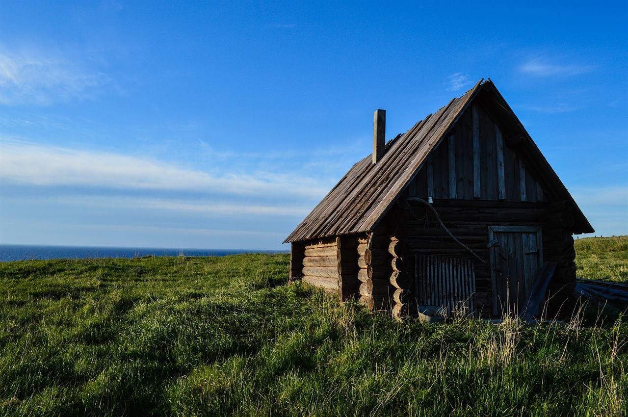 Охотничий дом в Норвегии