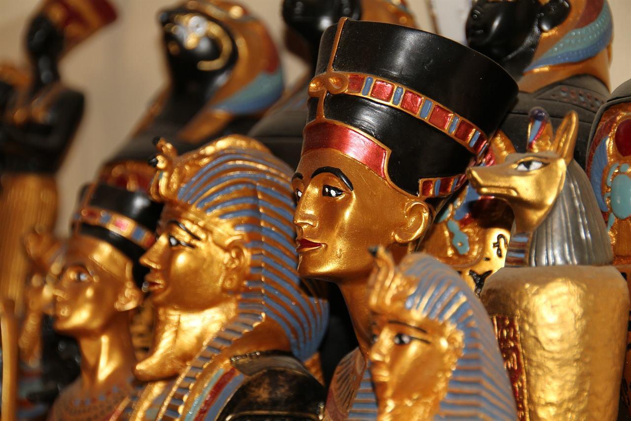 Каир памятники древнего Египта