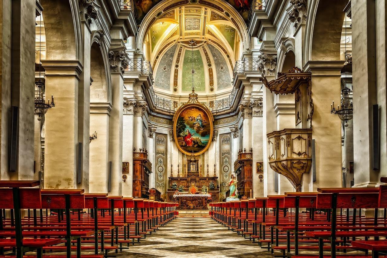 Церковь в Италии