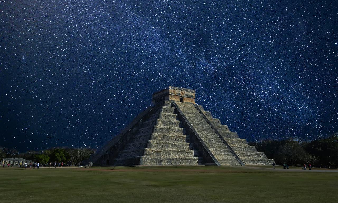 Главные достопримечательности Мексики