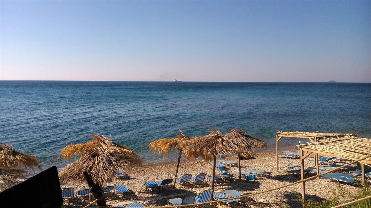 Греция, остров пляж