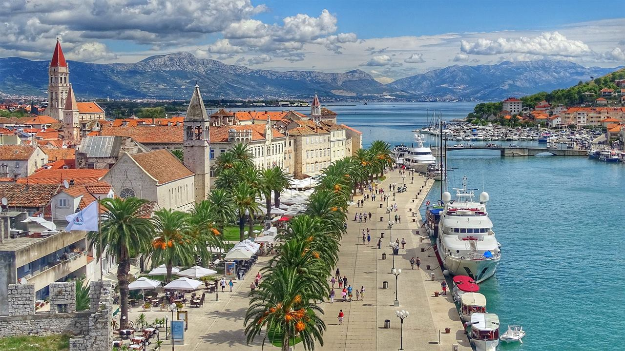 Хорватия Европа