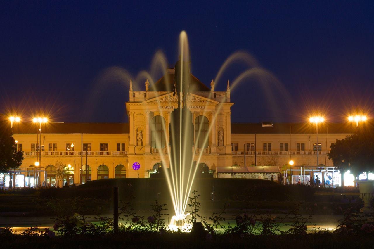 Столица Хорватии - город Загреб