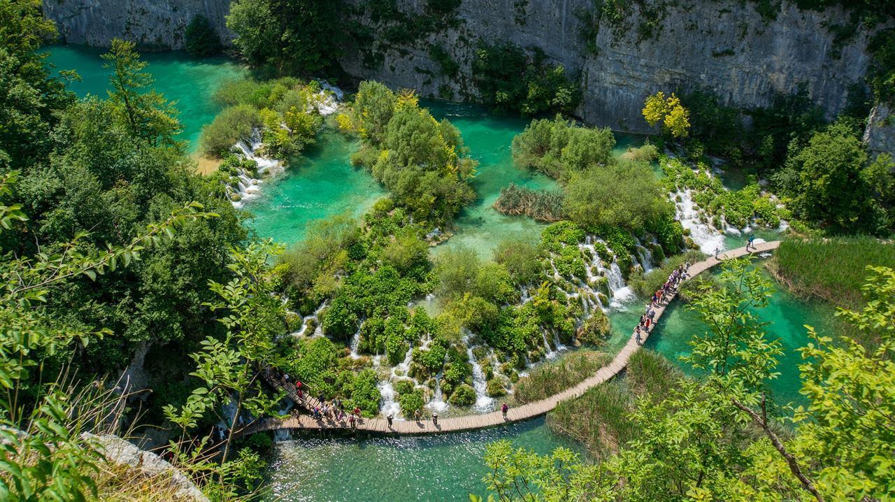 Удивительная природа Хорватии