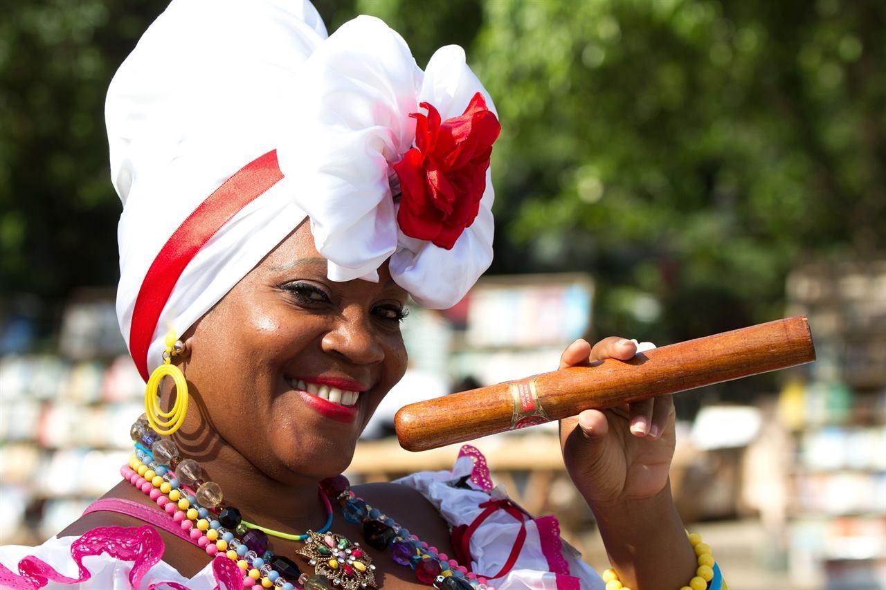 Кубинский табак сигары