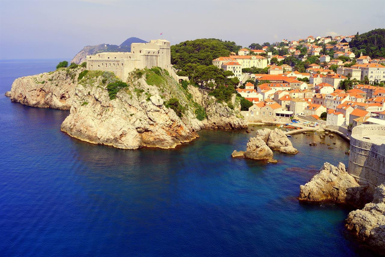Адриатическое море Хорватия