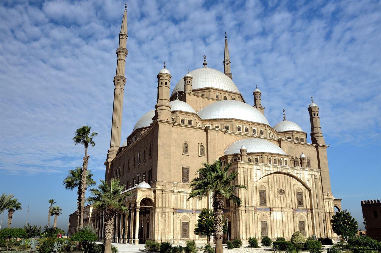 Мечеть Муххамеда Али Каир