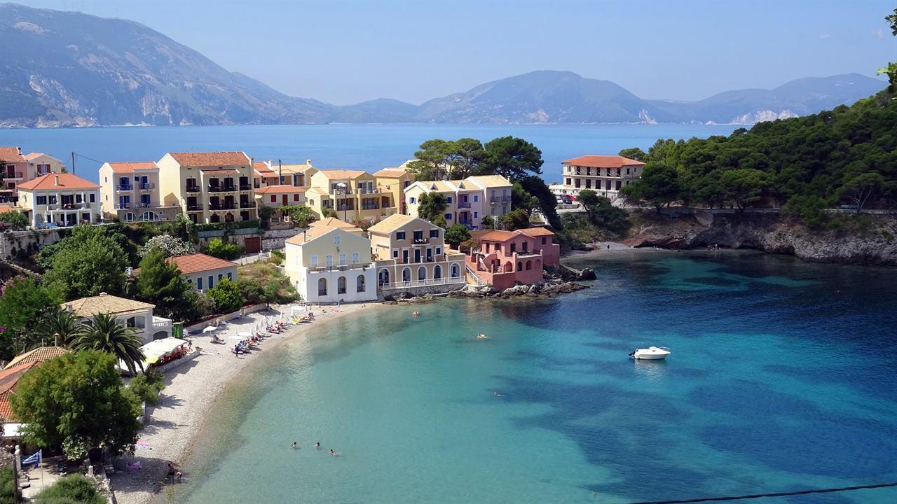 В Греции все есть