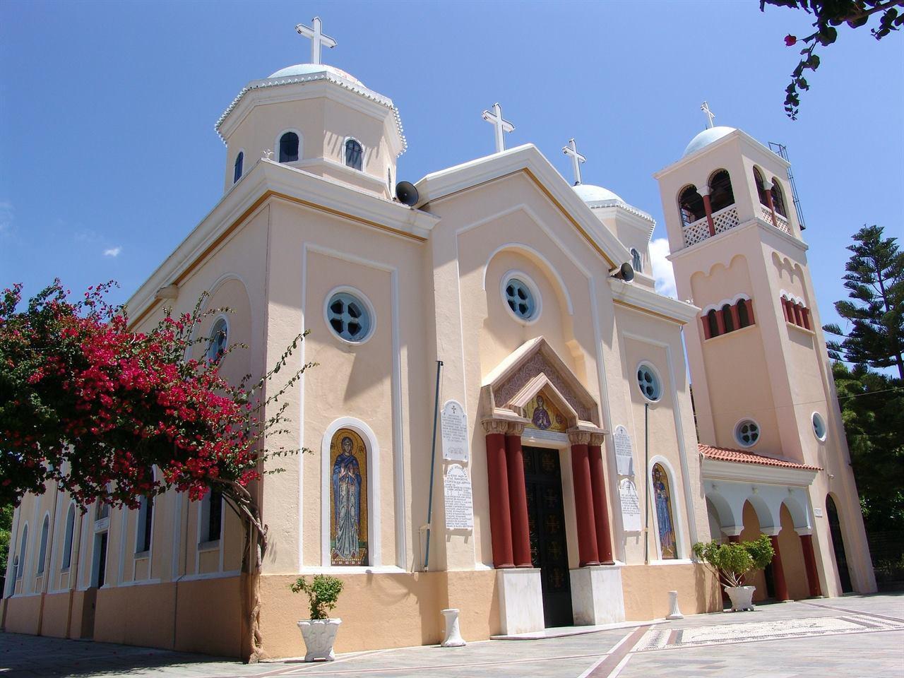 Остров Кос храм Асклепия