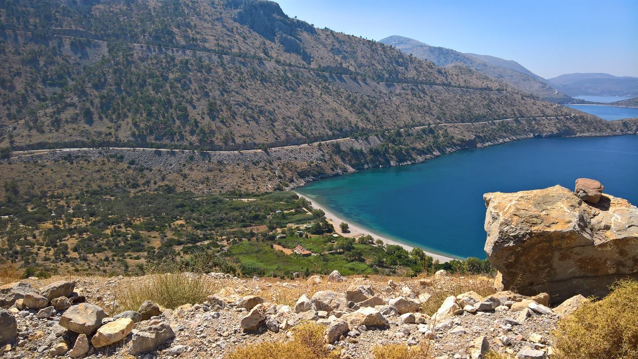 Комфортный отдых в Греции на острове Хиос