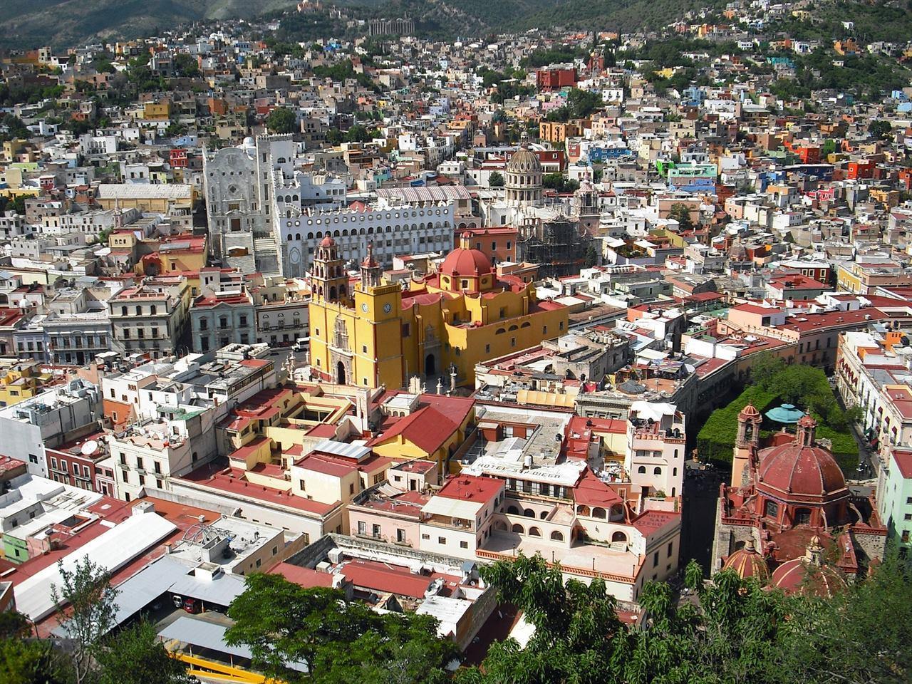 Гуанахуато Мексика