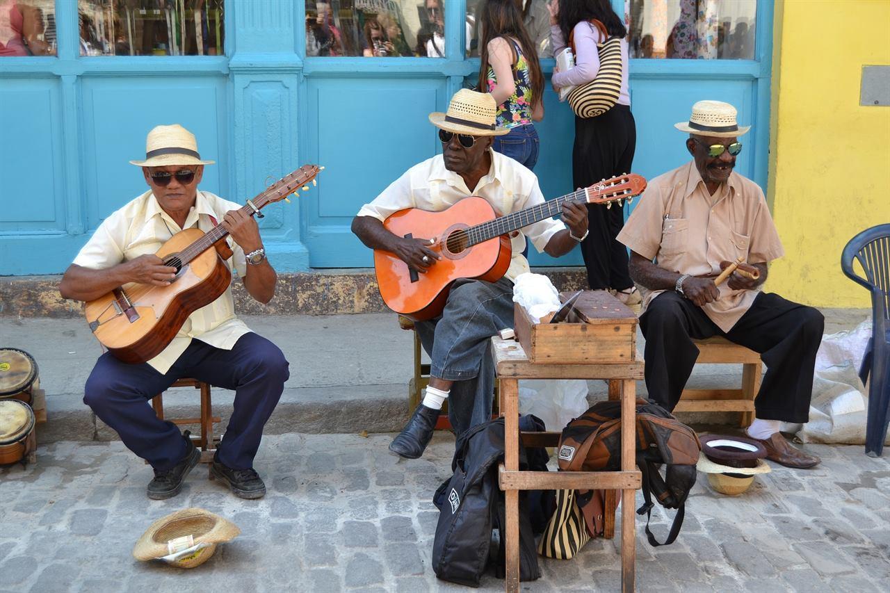 Куба музыканты