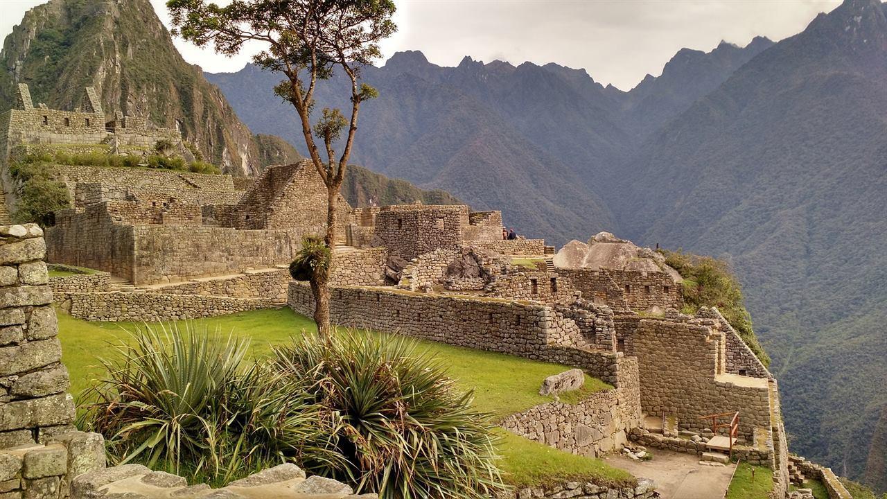 Забытый город Инков Мачу-Пикчу