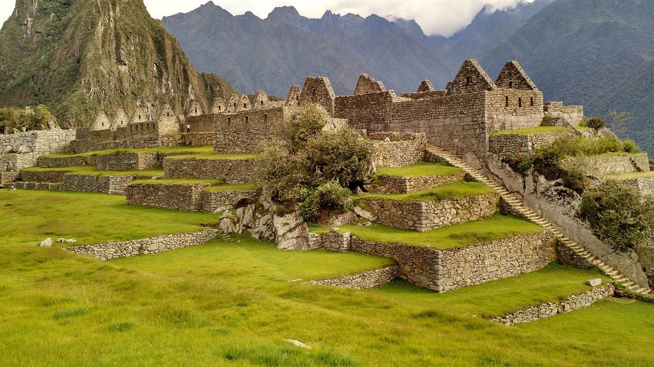Небесный город Мачу-Пикчу