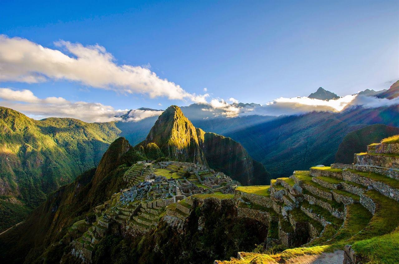 Мачу-Пикчу – самый загадочный небесный город планеты