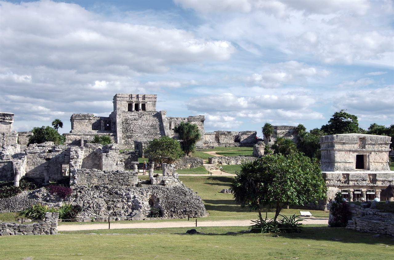 Тулум Мексика