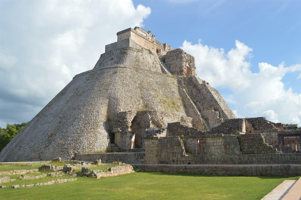Древний город Мексика