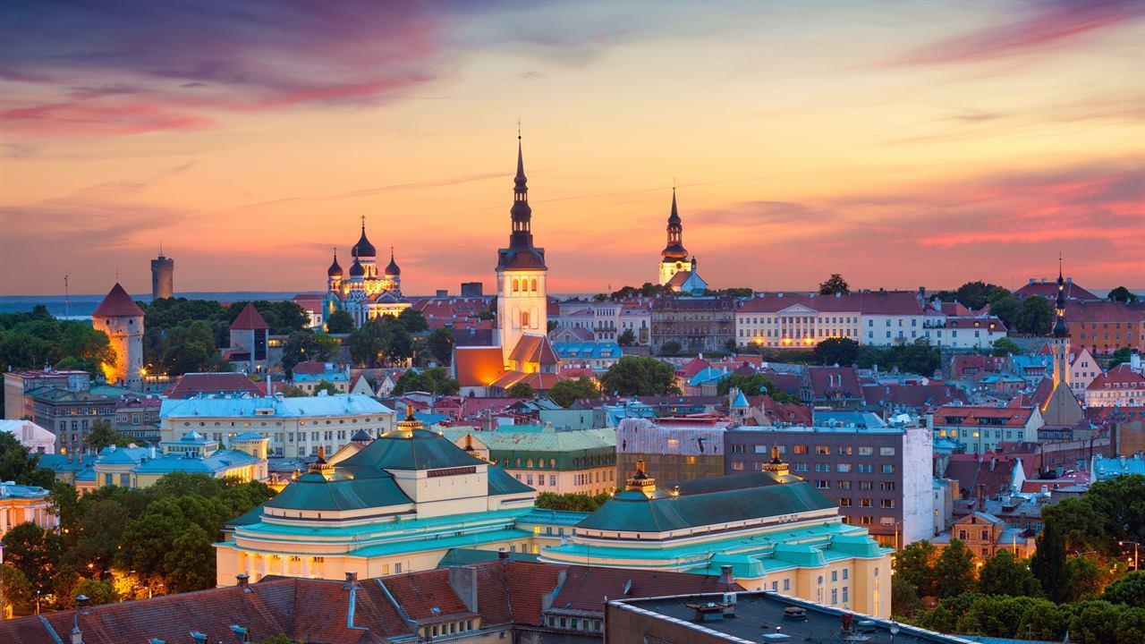 Тарту – неоднократно возрожденный из пепла славный и старинный город в Эстонии