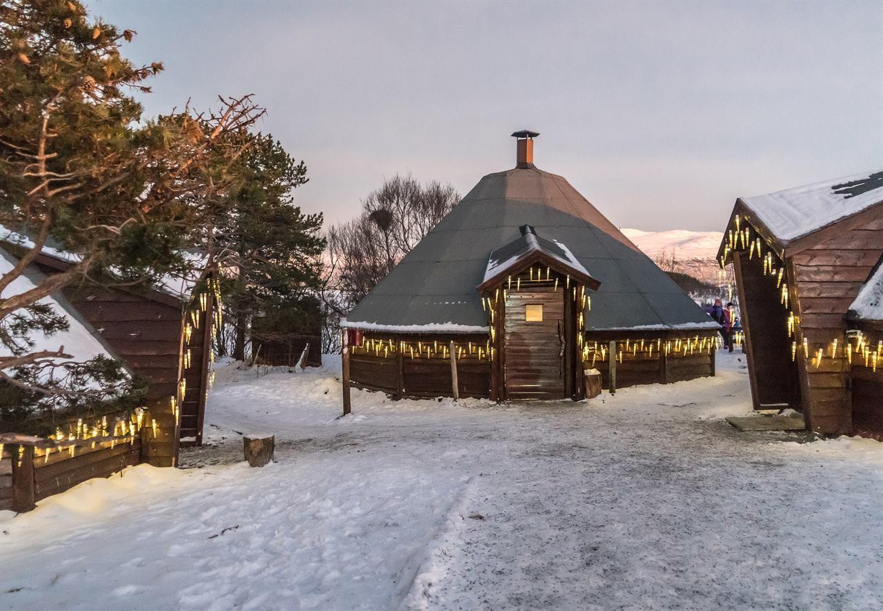 Северные дома в Норвегии
