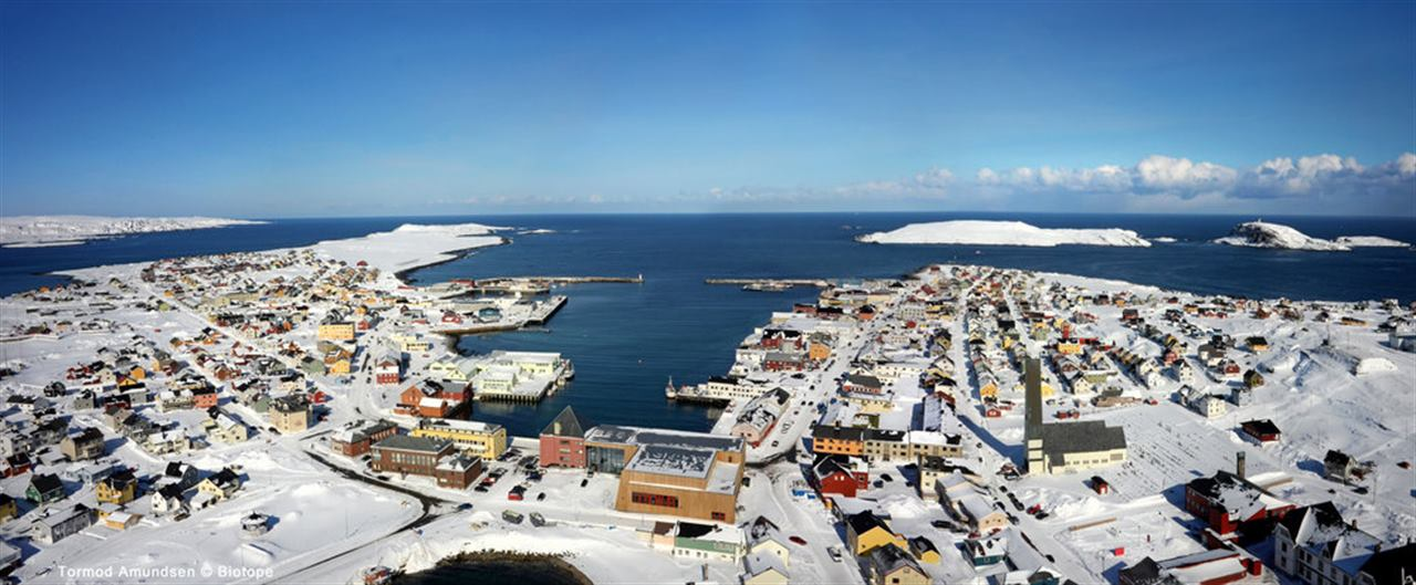 Вардё Финнмарк Норвегия