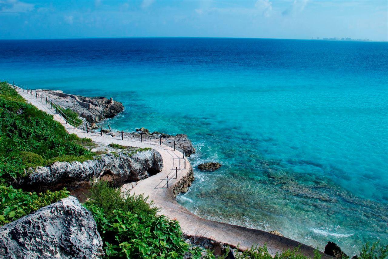 Женский остров Мексика
