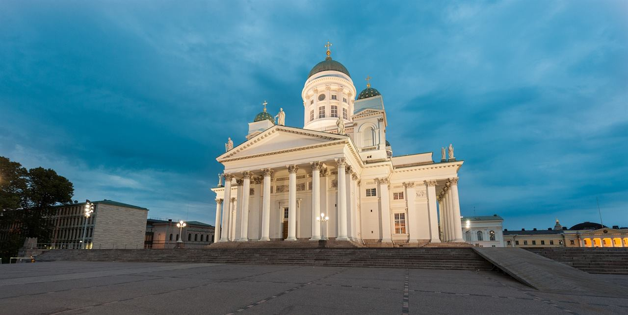Собор Хельсинки