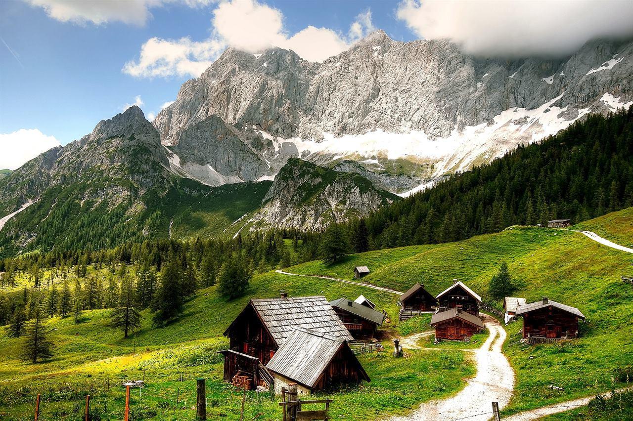 Зеленый туризм – путешествие и слияние с природой