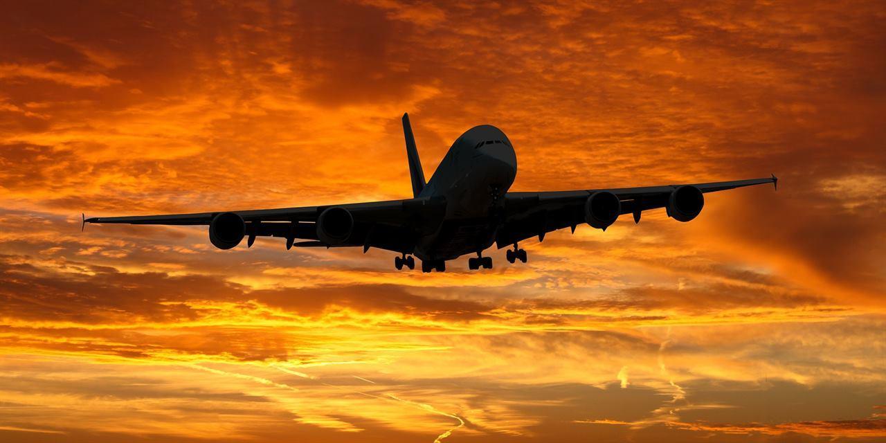 Путешествие на самолете
