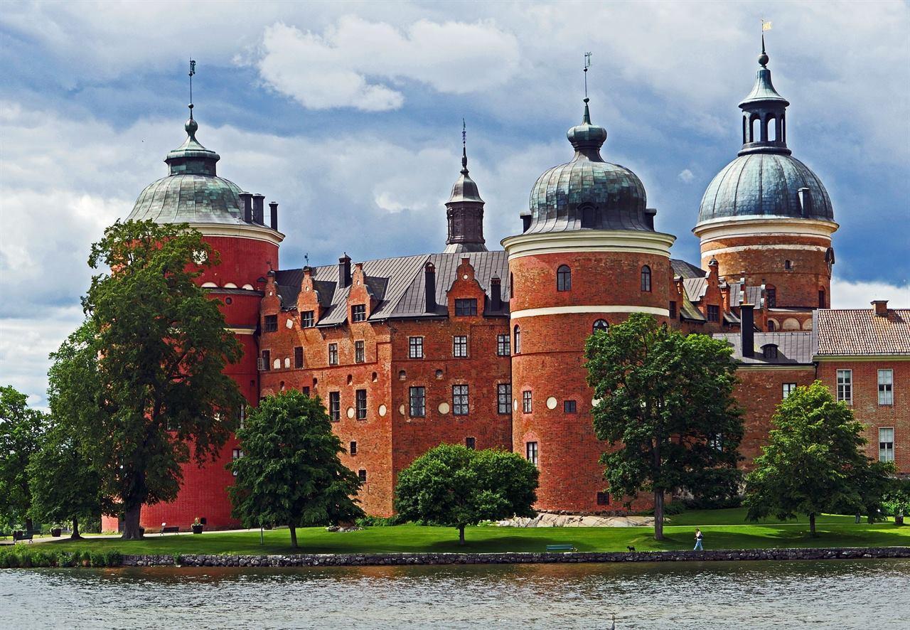 Красная крепость Стокгольм