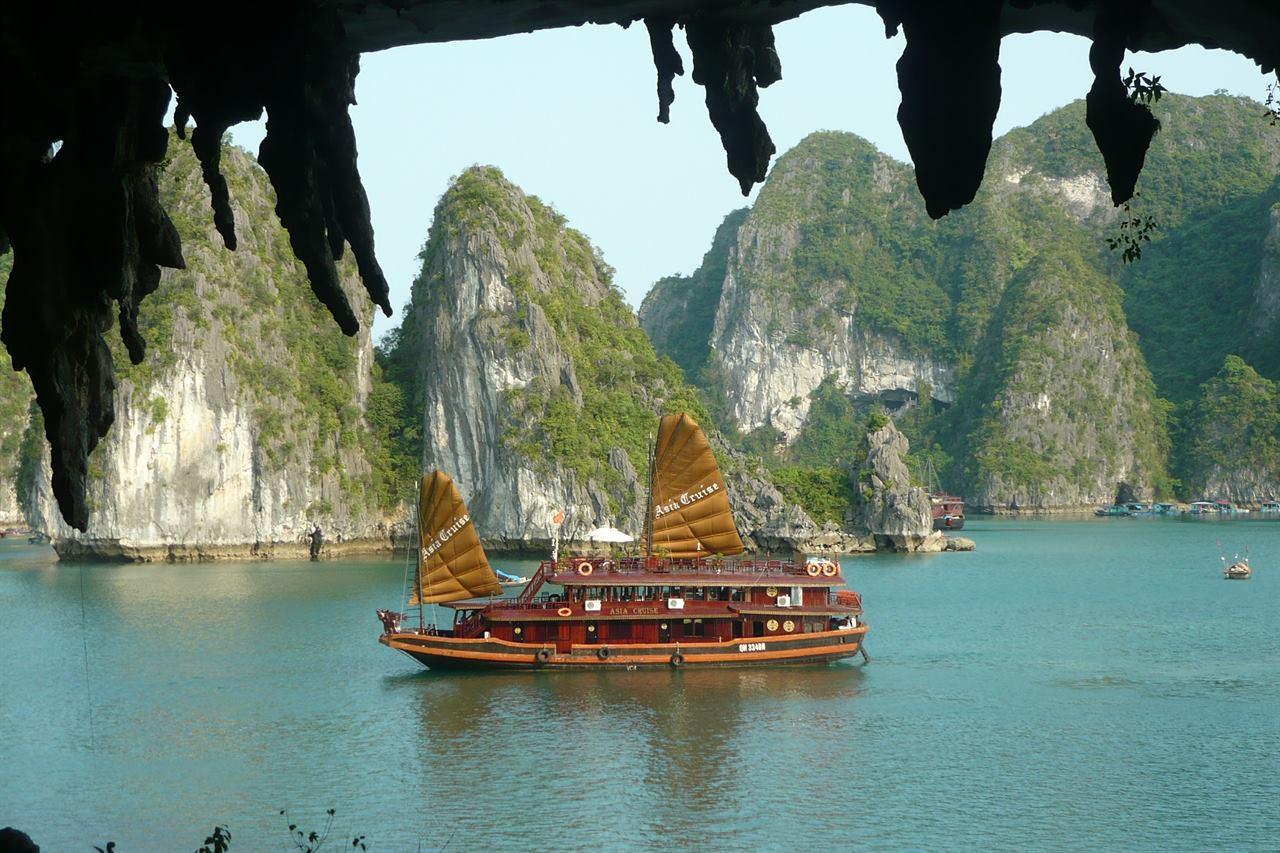 Пещера Вьетнам