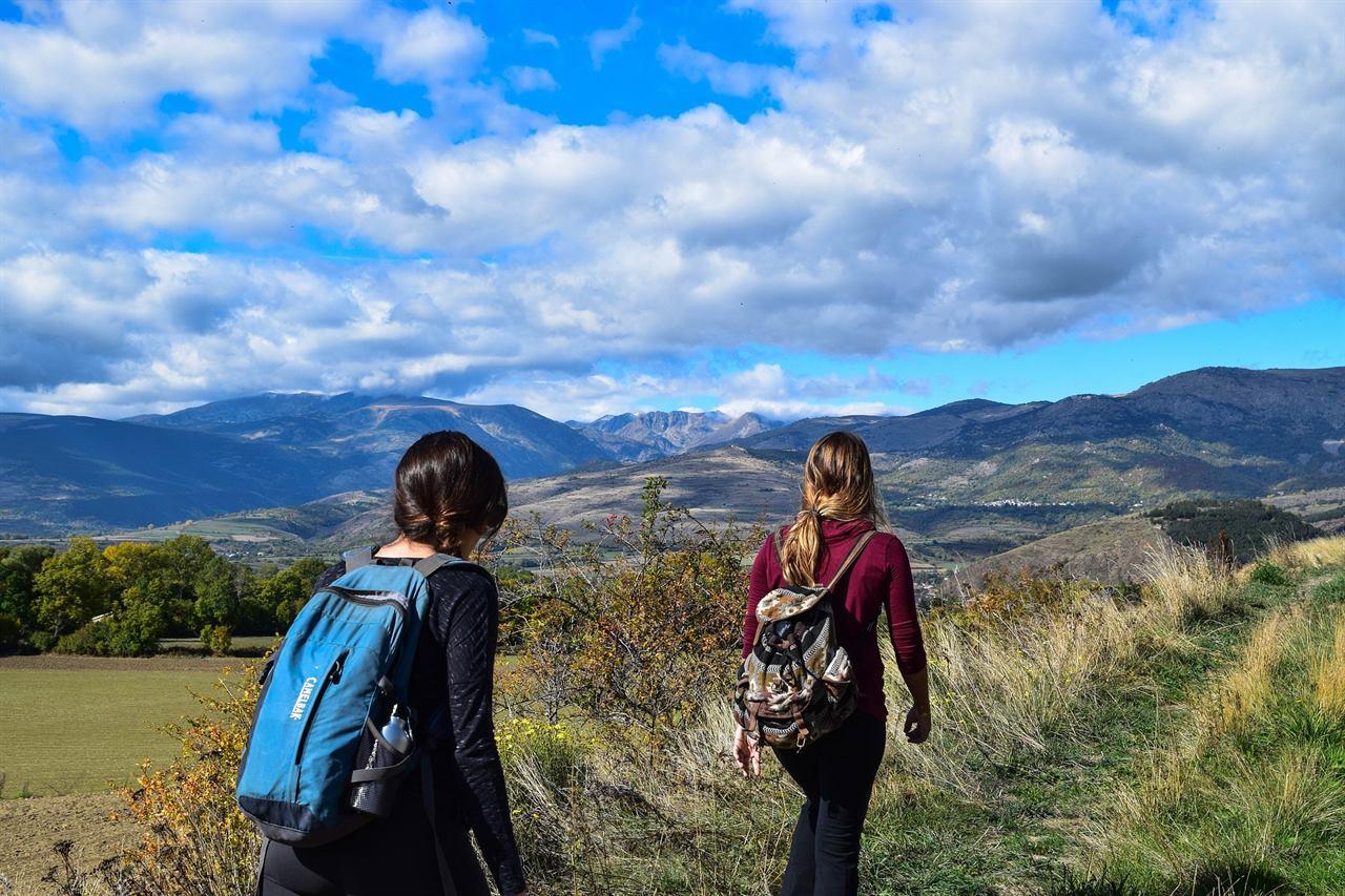 Туризм с рюкзаками
