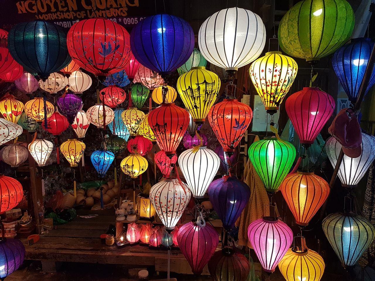 Фонарики Вьетнам