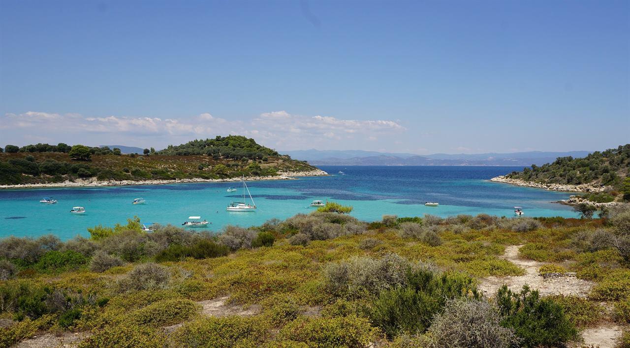 Один из чудеснейших курортов Греции - Халкидики