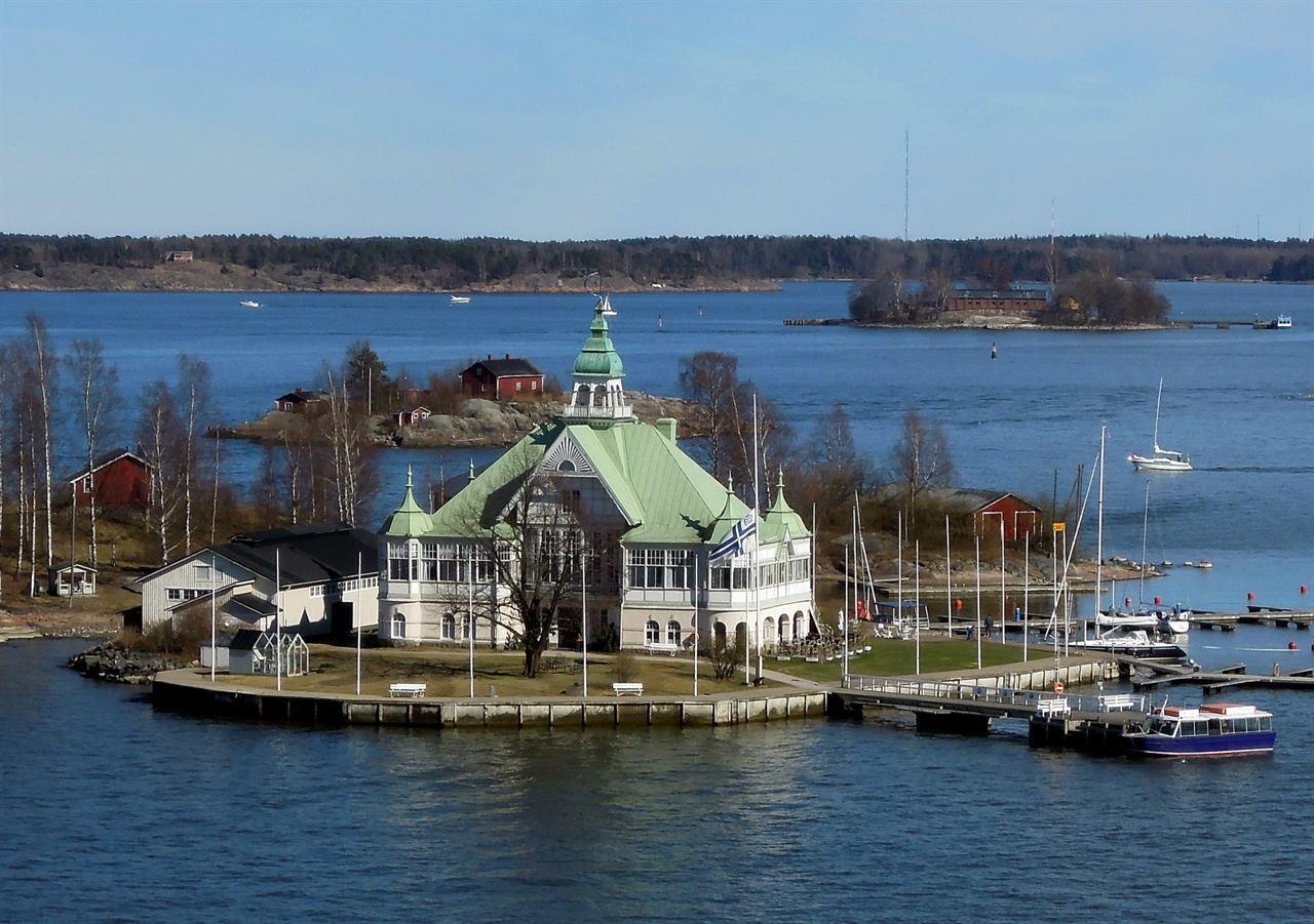 Хельсинки столица Финляндии