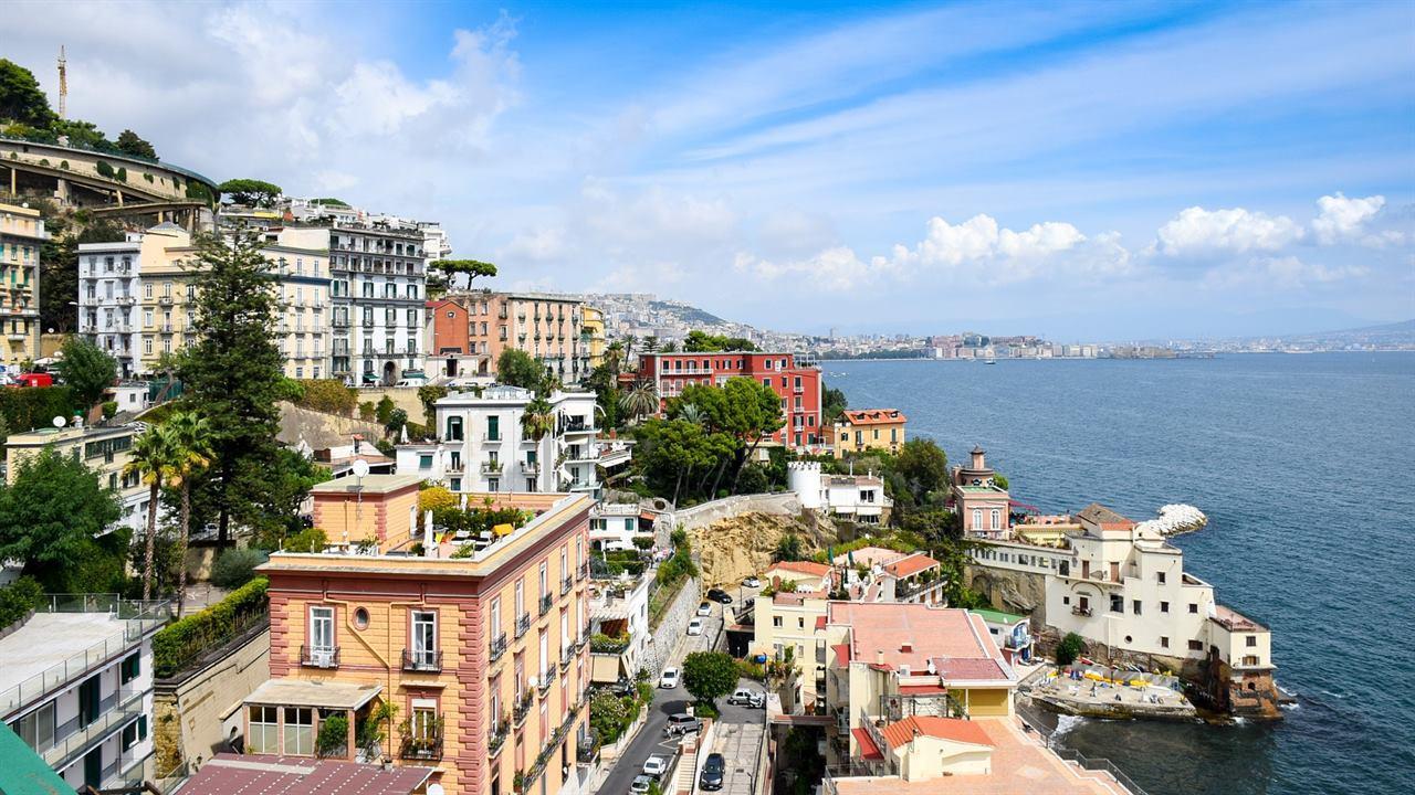 Неаполь, прекраснейший город на юге Италии