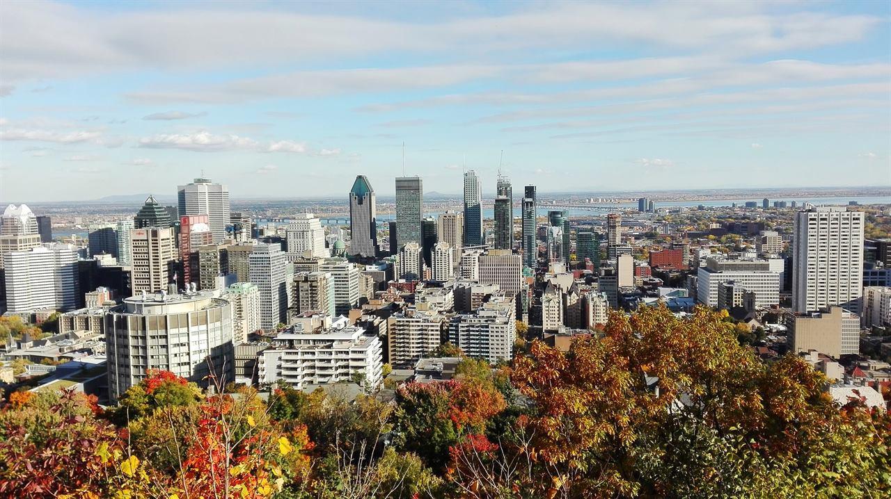Невероятный Монреаль, любимый город в Канаде для путешественников и туризма