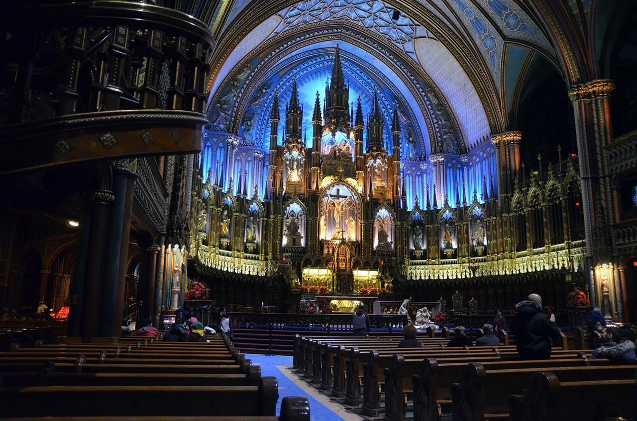 Церковь Монреаль