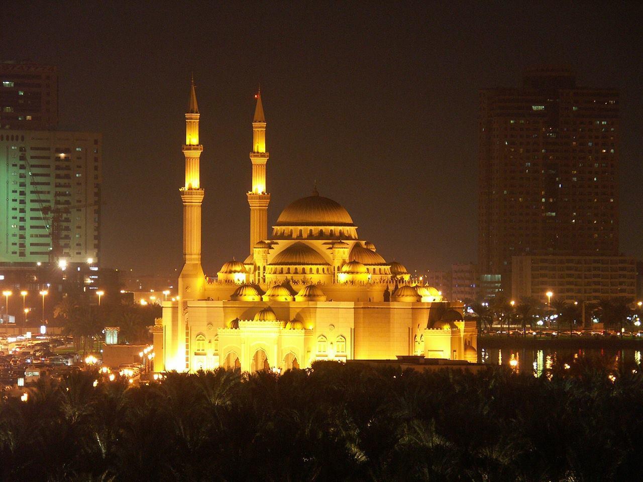Шарджа Мечеть