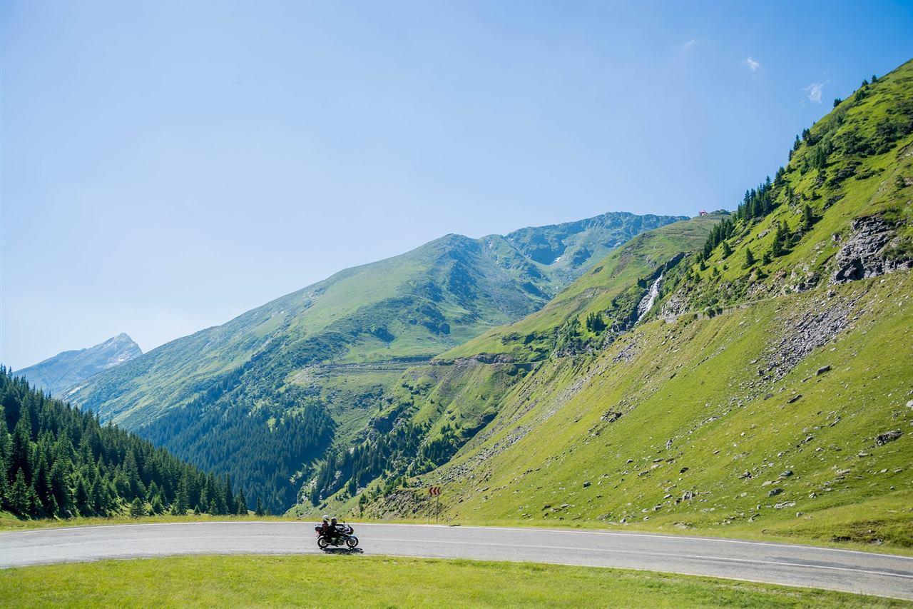 Путешествие дикарём на мотоцикле