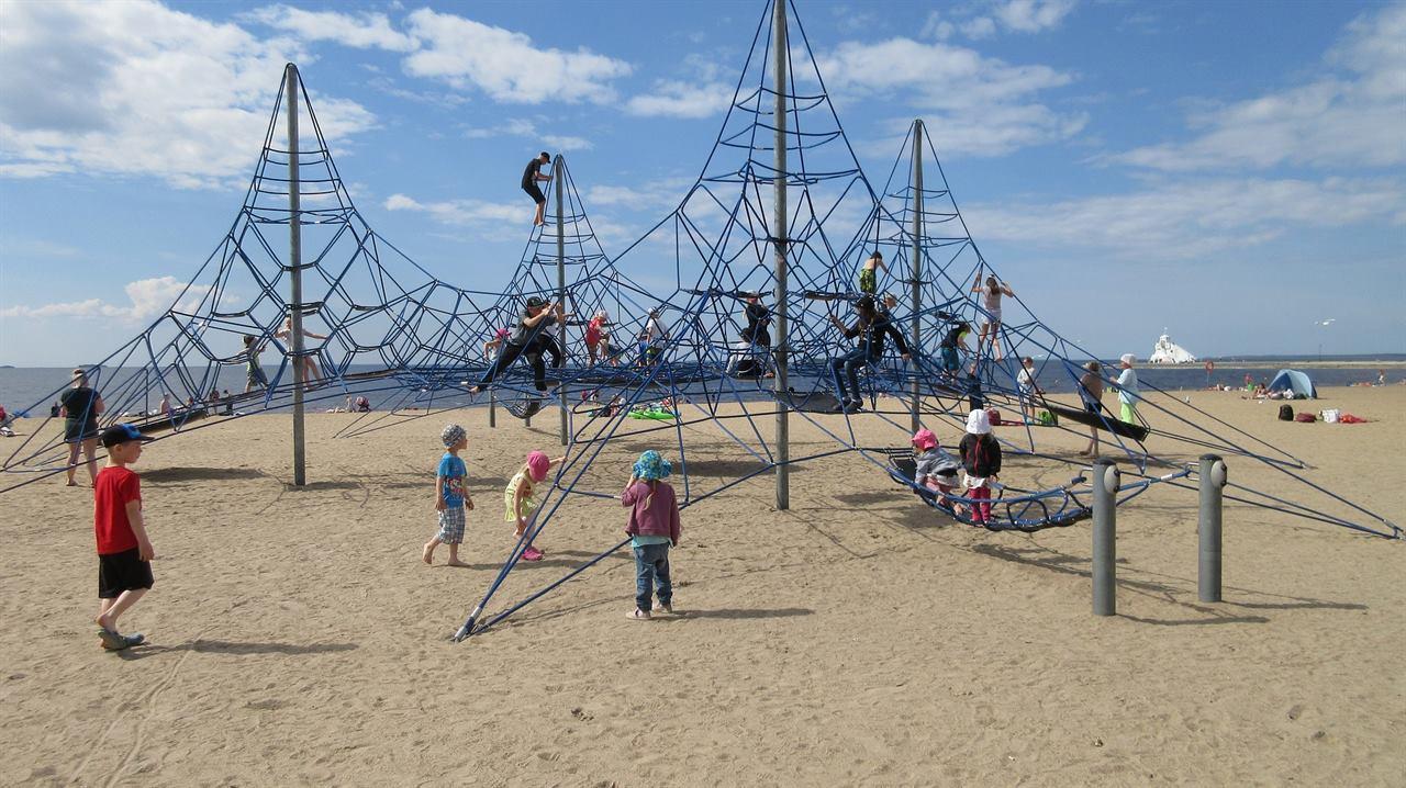 Детские развлечения в Финляндии