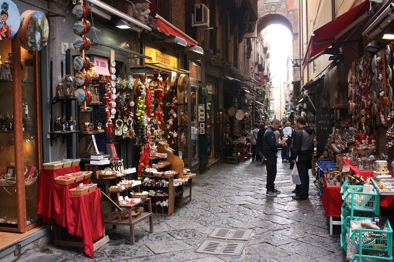 Улицы Неаполь