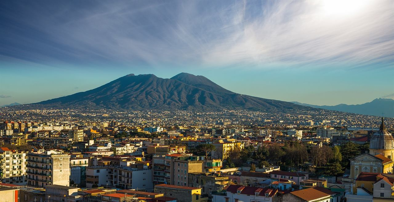 Неаполь Визувий