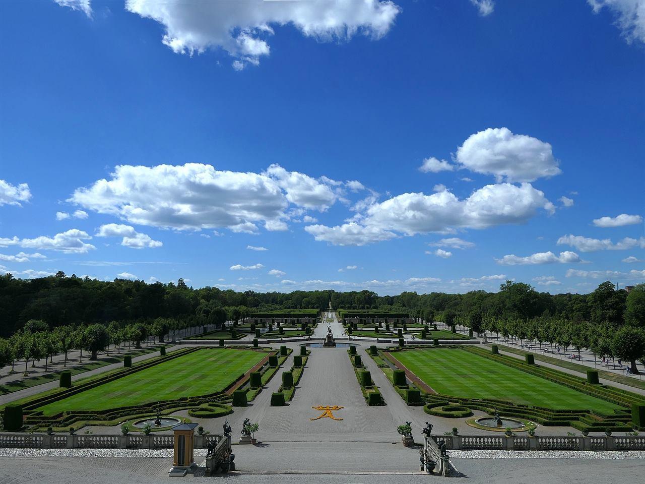 Королевский сад Стокгольм
